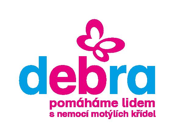 Nové logo DEBRA ČR | DEBRA ČR